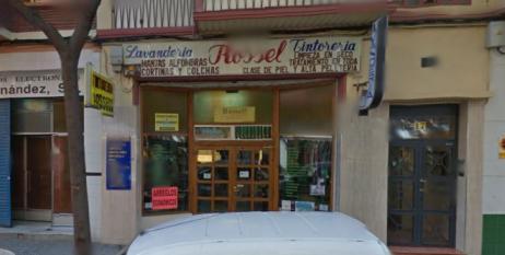 Tintorería Rossell en Zaragoza